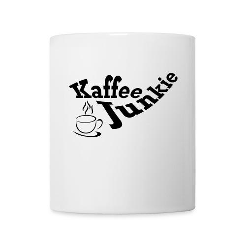 Kaffeejunkie - Tasse