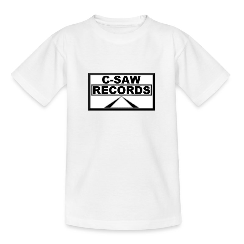 C-SAW RECORDS LOGO.png - Kids' T-Shirt