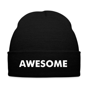 Crazy Kidz Beanie - Awesome - Winter Hat