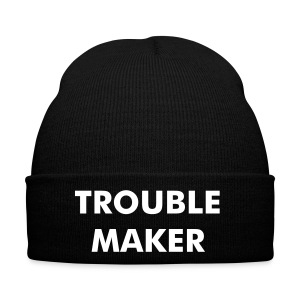 Crazy Kidz Beanie - Trouble maker - Winter Hat