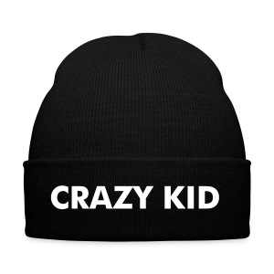 Crazy Kidz Beanie - Crazy kid - Winter Hat