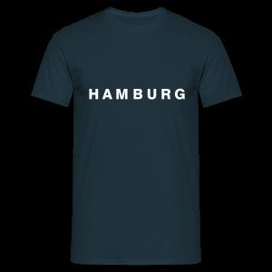 HAMBURG T-Shirt - Männer T-Shirt