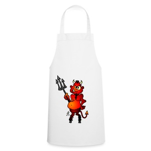 Fat red devil - Cooking Apron