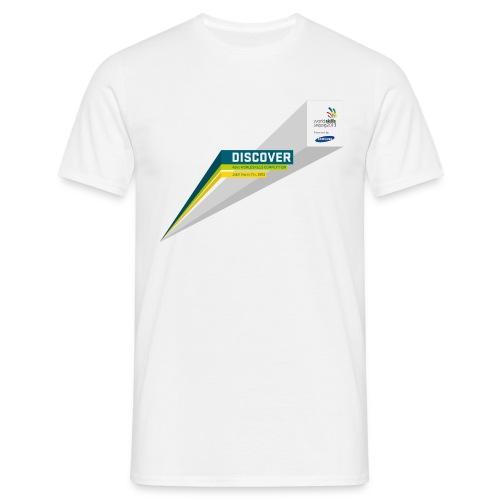 Disover Logo Men's T-Shirt - Men's T-Shirt