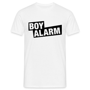 BOYALARM - T-Shirt (m) - Männer T-Shirt