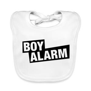 BOYALARM - Babylätzchen - Baby Bio-Lätzchen