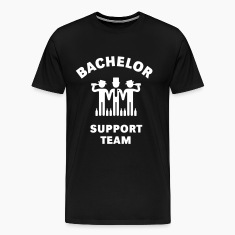 Bachelor Support Team (Stag Party)