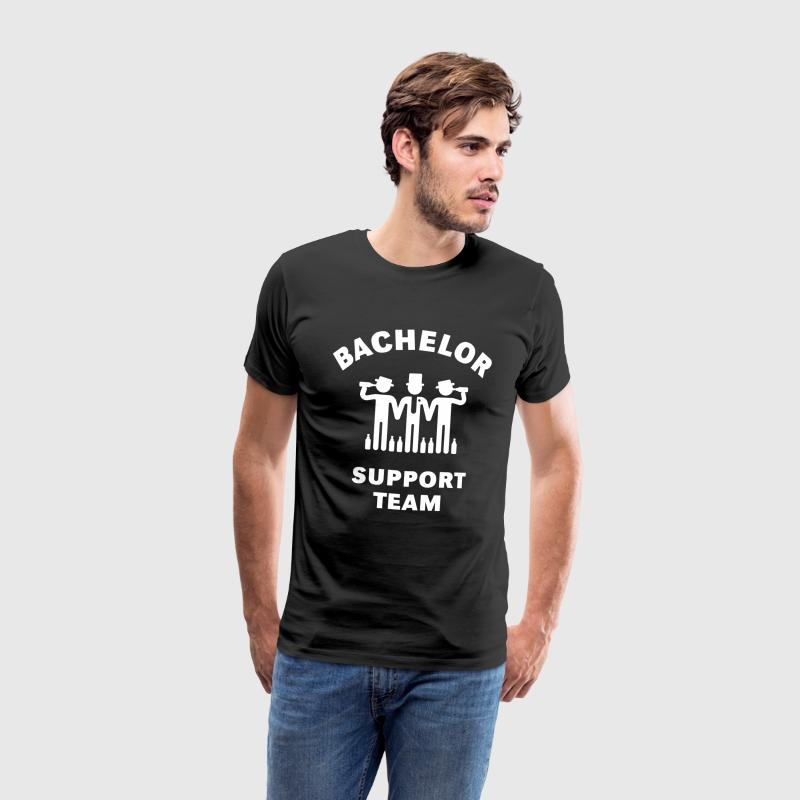 Bachelor Support Team (Stag Party) - Männer Premium T-Shirt