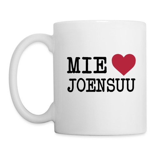 Mie rakastan Joensuu -muki - Muki