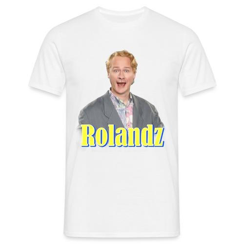 T-Shirt - Rolandz - T-shirt herr