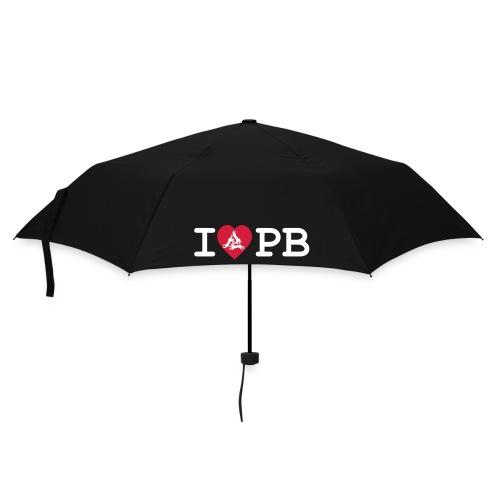 Schirm 3 Hasen PB - Regenschirm (klein)