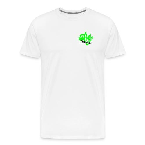 Mens BG Leaf Tee - Men's Premium T-Shirt