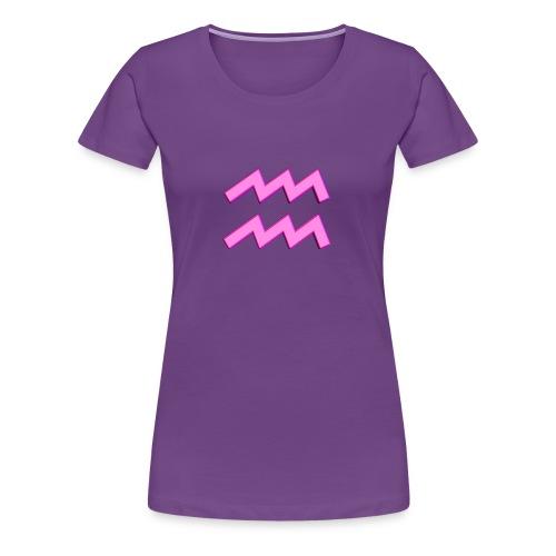 T-shirt donna Acquario - Maglietta Premium da donna