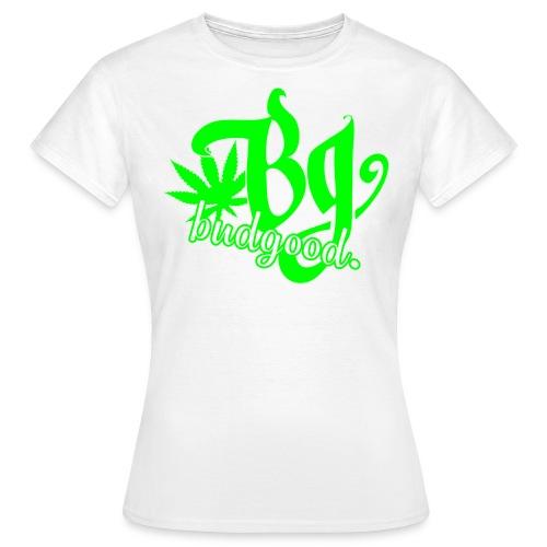 Women's BG Leaf Tee - Women's T-Shirt
