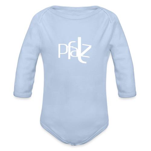 Pfalz - Baby Bio-Langarm-Body