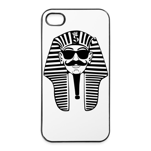 Coque iPhone 4 : Pyramid''s Swag - Coque rigide iPhone 4/4s