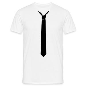 cravate corbata T shirt Tee shirt homme originale - T-shirt Homme