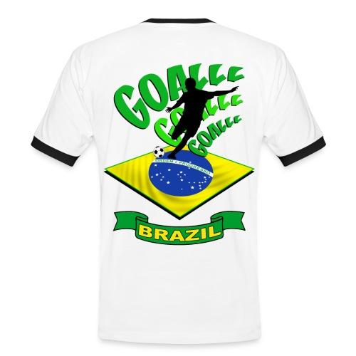 Brésil - Brazil - Men's Ringer Shirt