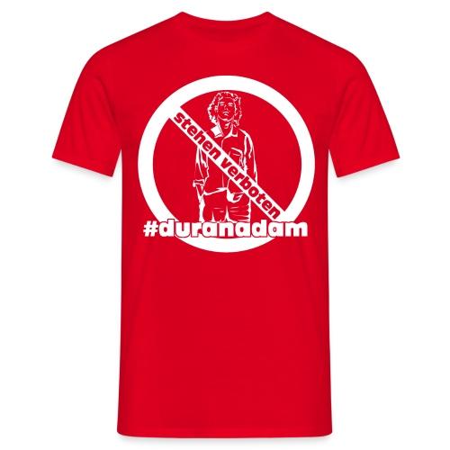 #duranadam - Men - Männer T-Shirt