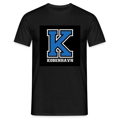 T-shirt København K - Herre-T-shirt