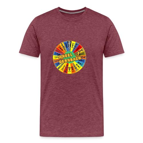 Wheel of Dernbach - Men's Premium T-Shirt