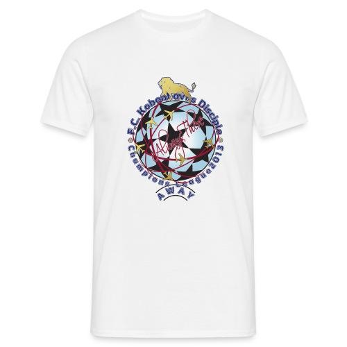 T-shirt FCKD Away 2013 - Herre-T-shirt