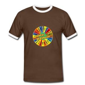 Wheel of Dernbach (Trim) - Men's Ringer Shirt