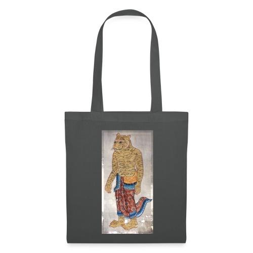 Bag (tiger print) - Stoffbeutel