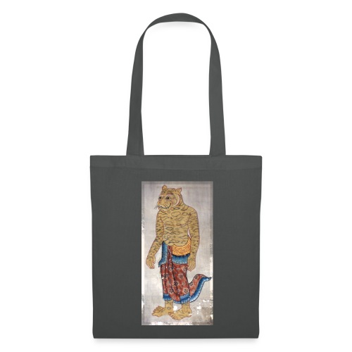 Bag (tiger print) - Stoffbeutel