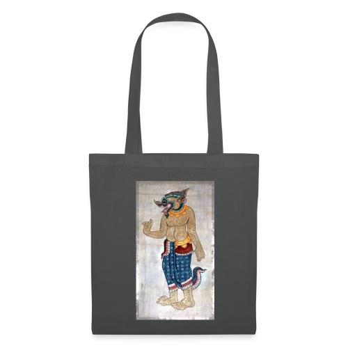 Bag (knight print) - Stoffbeutel