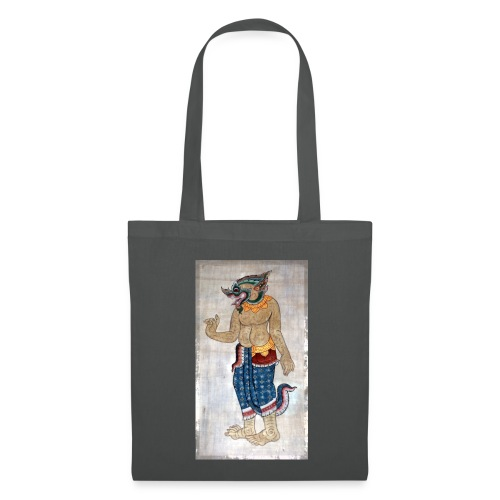 Bag (knight print) - Stoffbeutel