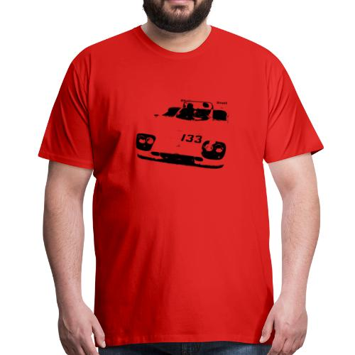 Alfa Romeo T33 - Men's Premium T-Shirt