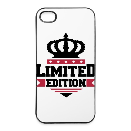 iphone 4/4s handyhülle limited Edition - iPhone 4/4s Hard Case