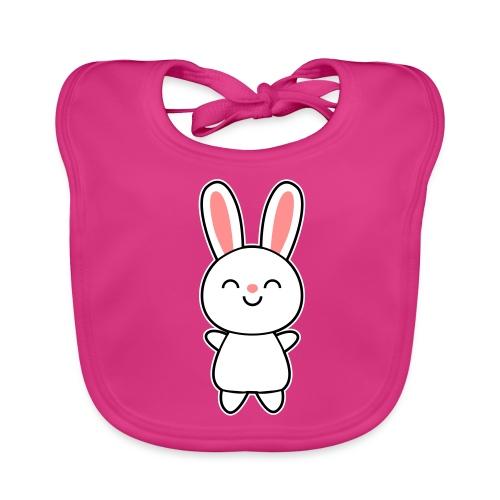 Cute Rabbit / Bunny Asusteet - Baby Bio-Lätzchen