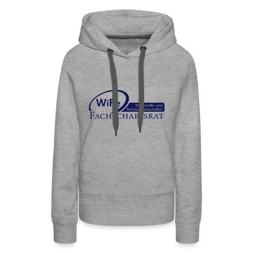 Pullover grau (weiblich) - Frauen Premium Hoodie