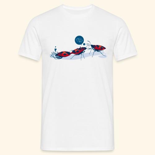 Gendarmes ENG - T-shirt Homme