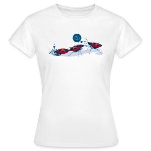Gendarmes ENG - T-shirt Femme