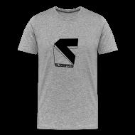 T-Shirts ~ Männer Premium T-Shirt ~ SUBBASS Shirt