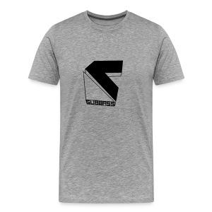 SUBBASS Shirt - Männer Premium T-Shirt