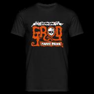 Camisetas ~ Camiseta hombre ~ Monkey Island: Scumm Bar Grog (+ Recipe on back)