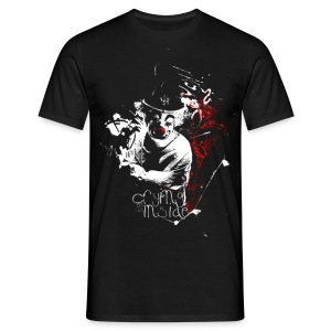 Crying on the Inside - Men's T-Shirt