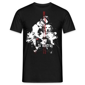 This is ours... - Men's T-Shirt