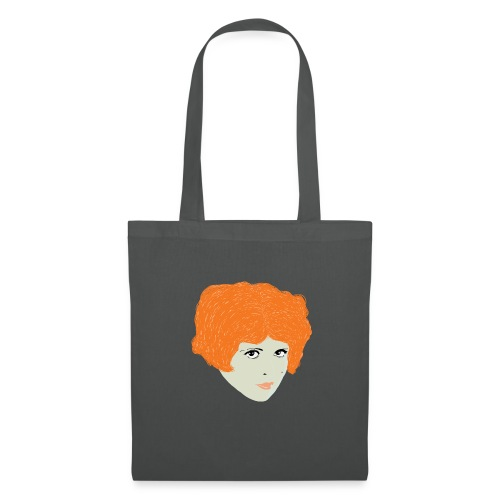 Rough House Rosie Label Logo bag - Tote Bag