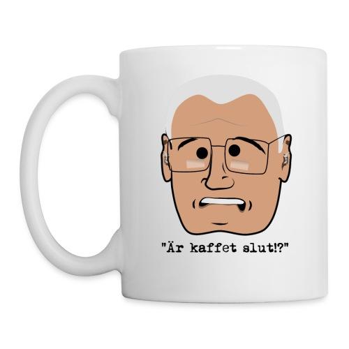 Är kaffet slut? - Mugg