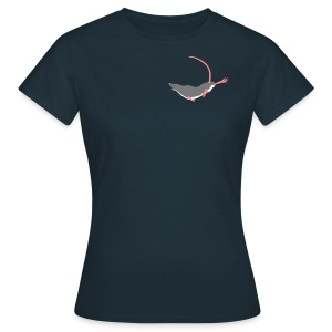 Eurasian Water Shrew - Women's T-Shirt