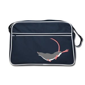 Eurasian Water Shrew - Retro Bag