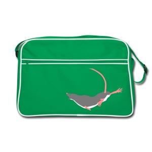 Eurasian Water Shrew - Retro Bag