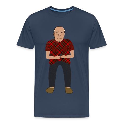 Åke - Premium-T-shirt herr