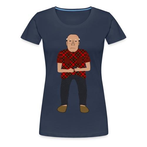 Åke - Premium-T-shirt dam