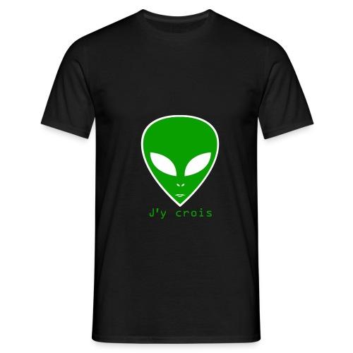 J'y crois - T-shirt Homme
